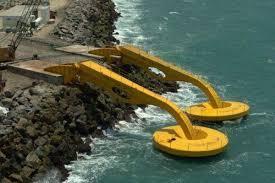 توسعه سواحل ایران با انرژی حاصل از موج