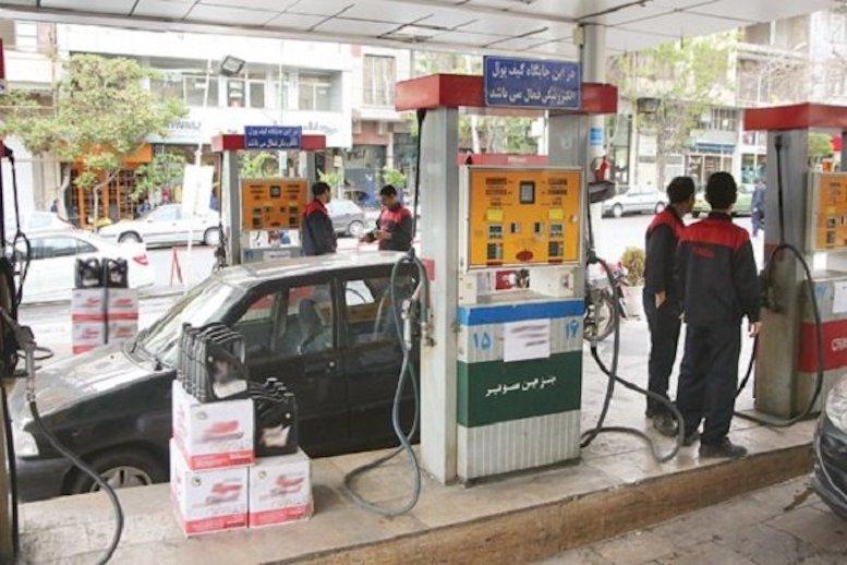 پمپ بنزین کرونا را به ۸ هزار نفر انتقال میدهد