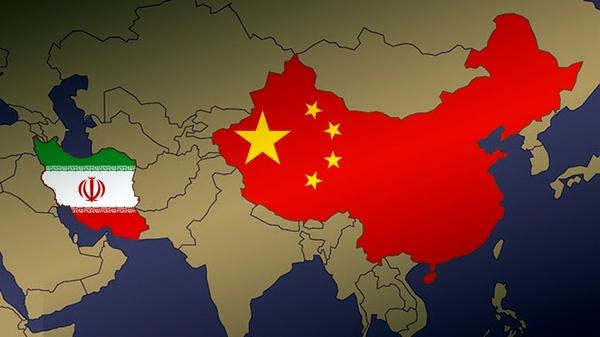 برنامه همکاری 25 ساله ایران و چین