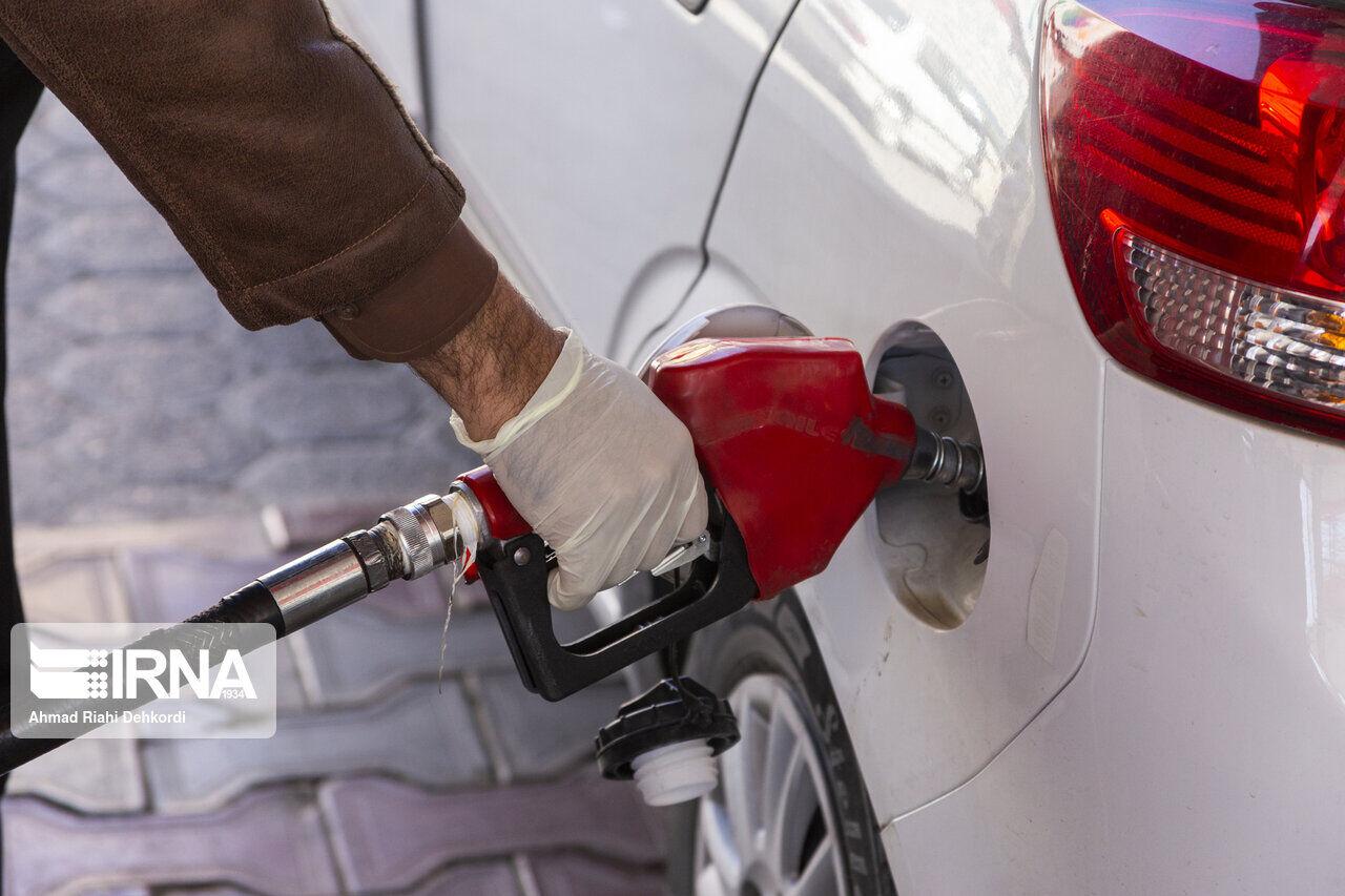 کرونا میزان مصرف بنزین خراسان رضوی را ۲۰ درصد کاهش داد
