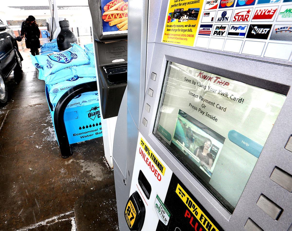 تجربه ی تبلیغات در پمپ بنزین ها