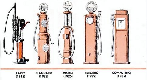 دیسپنسر سوخت چگونه اختراع شد ؟