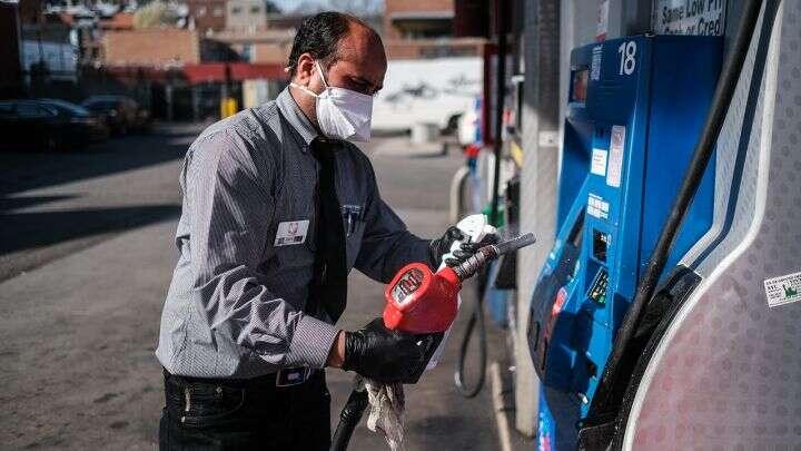 کرونا در پمپ بنزین ها