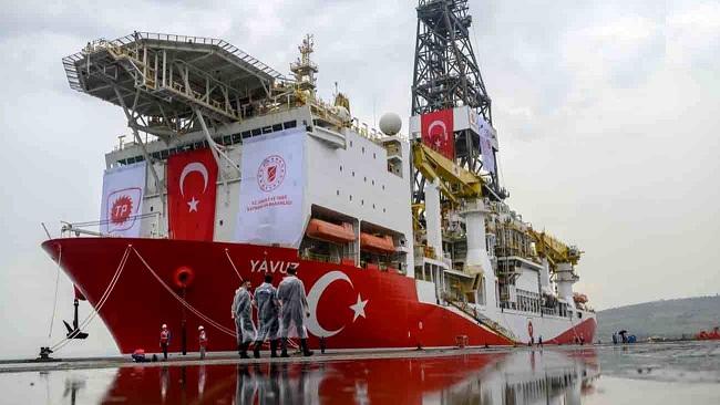 میدان گازی ترکیه