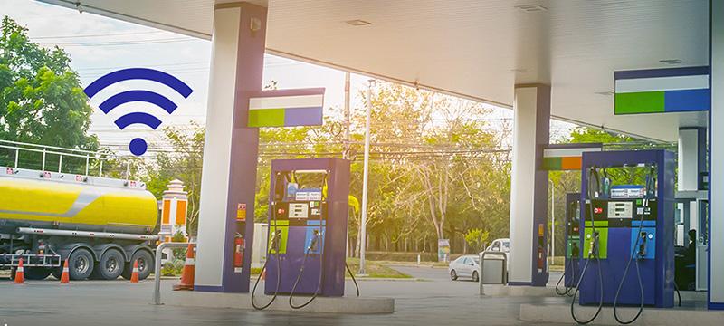 اینترنت اشیا در جایگاه سوخت